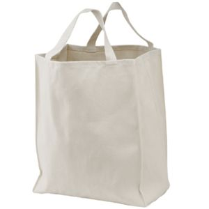 American Apparel Cotton Poly Tote Thumbnail