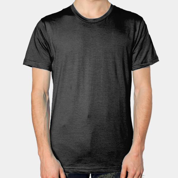 88bff40fc19 American Apparel American Apparel Unisex Short Sleeve T-Shirt 2001