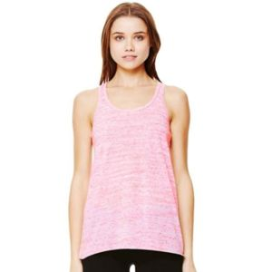 Bella Ladies'  3.7 oz. Flowy Racerback Tank Thumbnail