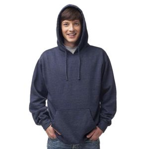 Independent Trading Co Midweight Hooded Sweatshirt Thumbnail