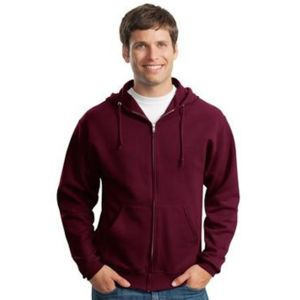 Jerzees NuBlend® Full Zip Hooded Sweatshirt Thumbnail