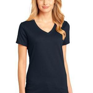 District Made Ladies Perfect Weight V Neck Tee Thumbnail