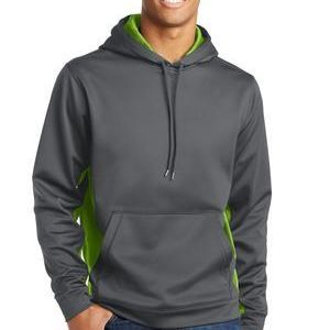 Sport Teck CamoHex Poly Fleece Hooded Pullover Thumbnail
