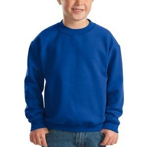 Gildan Youth Crewneck Sweatshirt Thumbnail