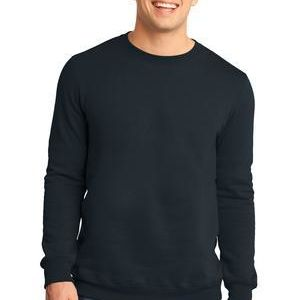 District Young Mens The Concert Fleece Crew Thumbnail