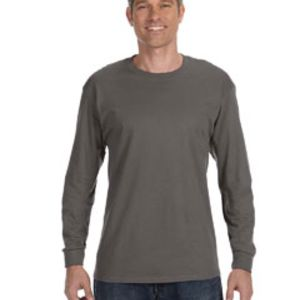 Hanes Tagless ComfortSoft Long Sleeve T-Shirt Thumbnail