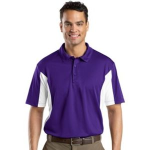 Sport Tek Side Blocked Micropique Sport Wick Polo Thumbnail