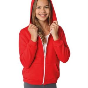 American Apparel Youth Zip Hoodie  Thumbnail
