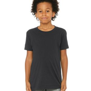 Bella Canvas Youth Jersey Short-Sleeve T-Shirt Thumbnail