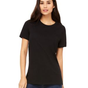 Bella Women's Relaxed Short Sleeve Jersey Tee Thumbnail