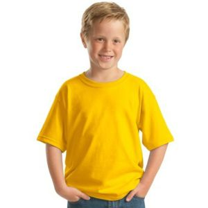 Gildan Youth Cotton T Shirt 5.3 oz. Thumbnail