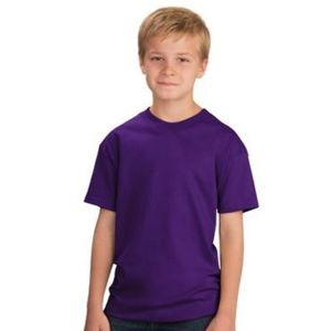 P&C Youth Cotton T Shirt 5.5 oz Thumbnail