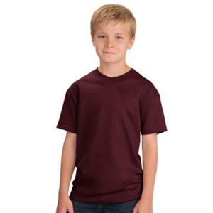P&C Youth Cotton T Shirt 6.1 oz Thumbnail
