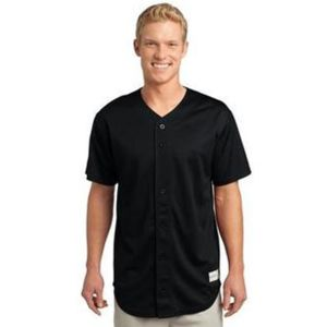 Sport-Tek Mesh Full-Button Jersey ST220 Thumbnail
