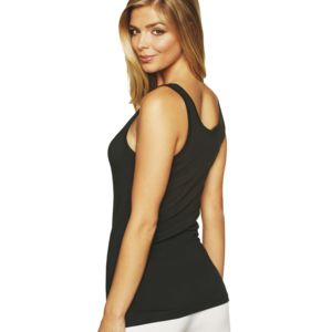 Next Level The Ladies' Blended Jersey Tank Thumbnail