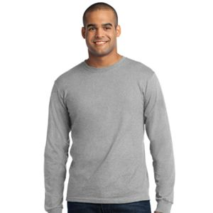 Alstyle Adult Long Sleeve Tee Thumbnail