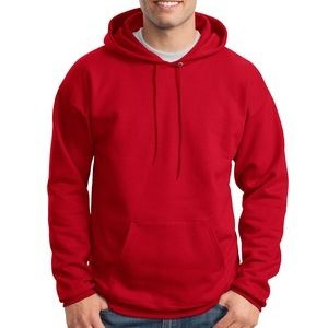 Hanes Cotton Pullover Hooded Sweatshirt Thumbnail