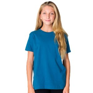 American Apparel Youth T Shirt 4.3 oz Thumbnail