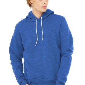 Bella Canvas Unisex Sponge Fleece Pullover Hoodie Thumbnail