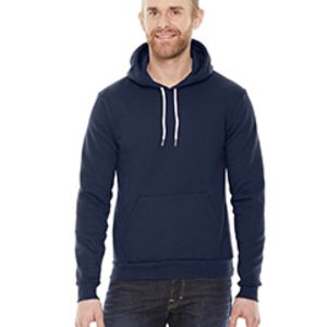 American Apparel Unisex Flex Fleece Drop Shoulder Pullover Hoodie Thumbnail