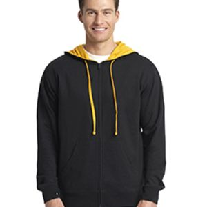 Next Level Adult French Terry Zip Hoody Thumbnail