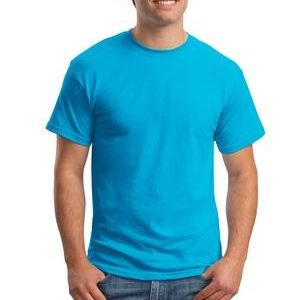 Hanes EcoSmart ® 50/50 Cotton/Poly T Shirt Thumbnail