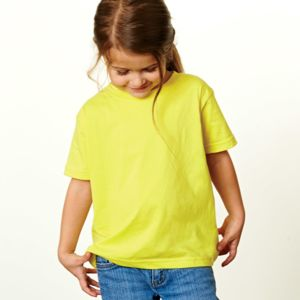 Rabbit Skins Toddler Fine Jersey T-Shirt Thumbnail
