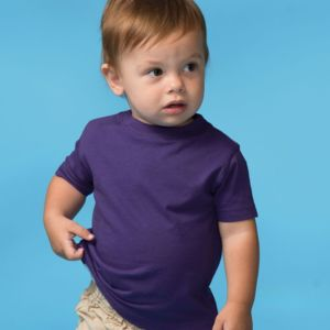Rabbit Skins Fine Jersey Infant T-Shirt Thumbnail